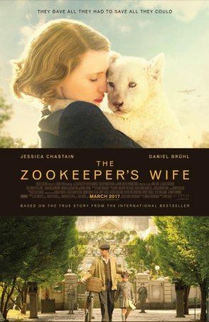 Zookeeper's Wife, The Poster